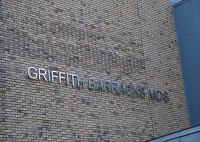 Griffith College scritta