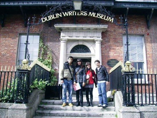 Dublin-Writers-Museum